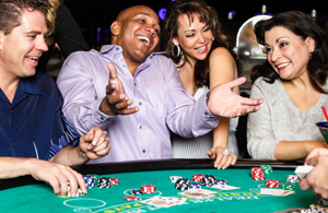 All Star Casino Blackjack style table games