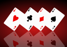 All Star Casino Poker Room-FourAces