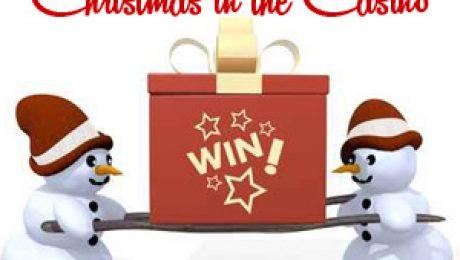 Christmas in the Casino - Customer Appreciation Event