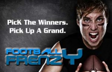 All Star Casino Football Frenzy Promotion