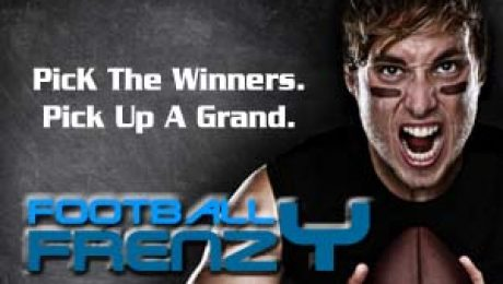All Star Casino Football Frenzy Promotion