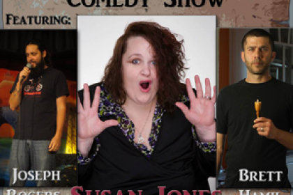 Free Comedy Show in Ozzie's Place on December 19, 2013