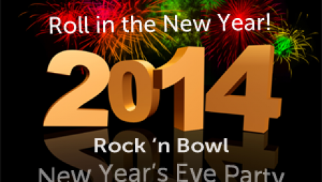 Rock 'n Bowl New Year's Eve Party