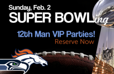 12th Man VIP Super Bowl Parties
