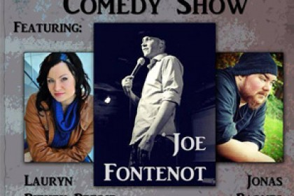 Free Comedy Show at Ozzie's Place Bar & Bistro on Feb. 20, 2014