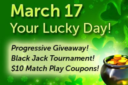 All Star Casino March Promotion