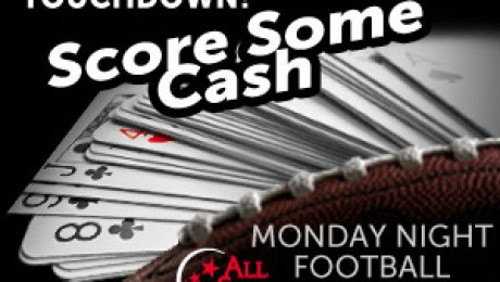 All Star Casino Monday Night Football Promotion