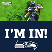 SeWatch Seahawks Game at Ozzie's Placeattle Seahawks 12th Man,