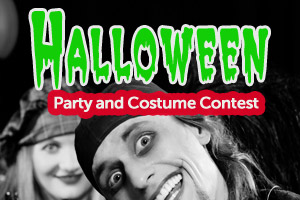 Halloween Party and Costume Contest at Ozzie's Place